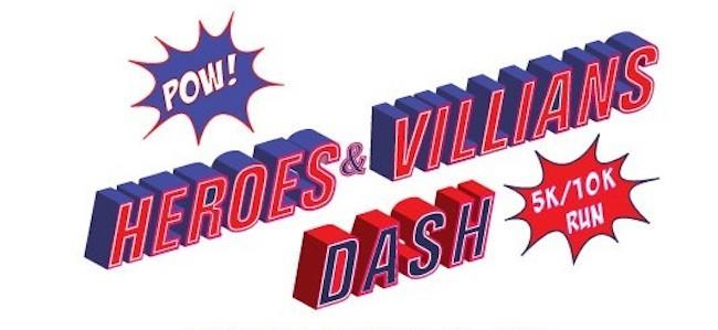 HEROES & VILLAINS 5K / 10K