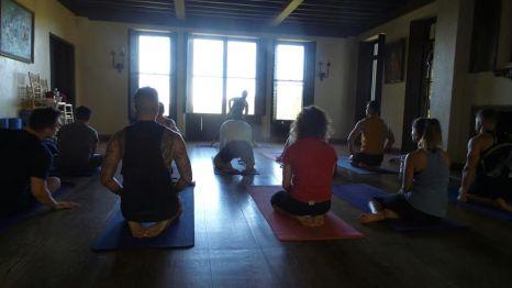 Rezalution Fitness, Rezalution Retreat, Stacey Clark, Alma Retreats, Reza Pazooki